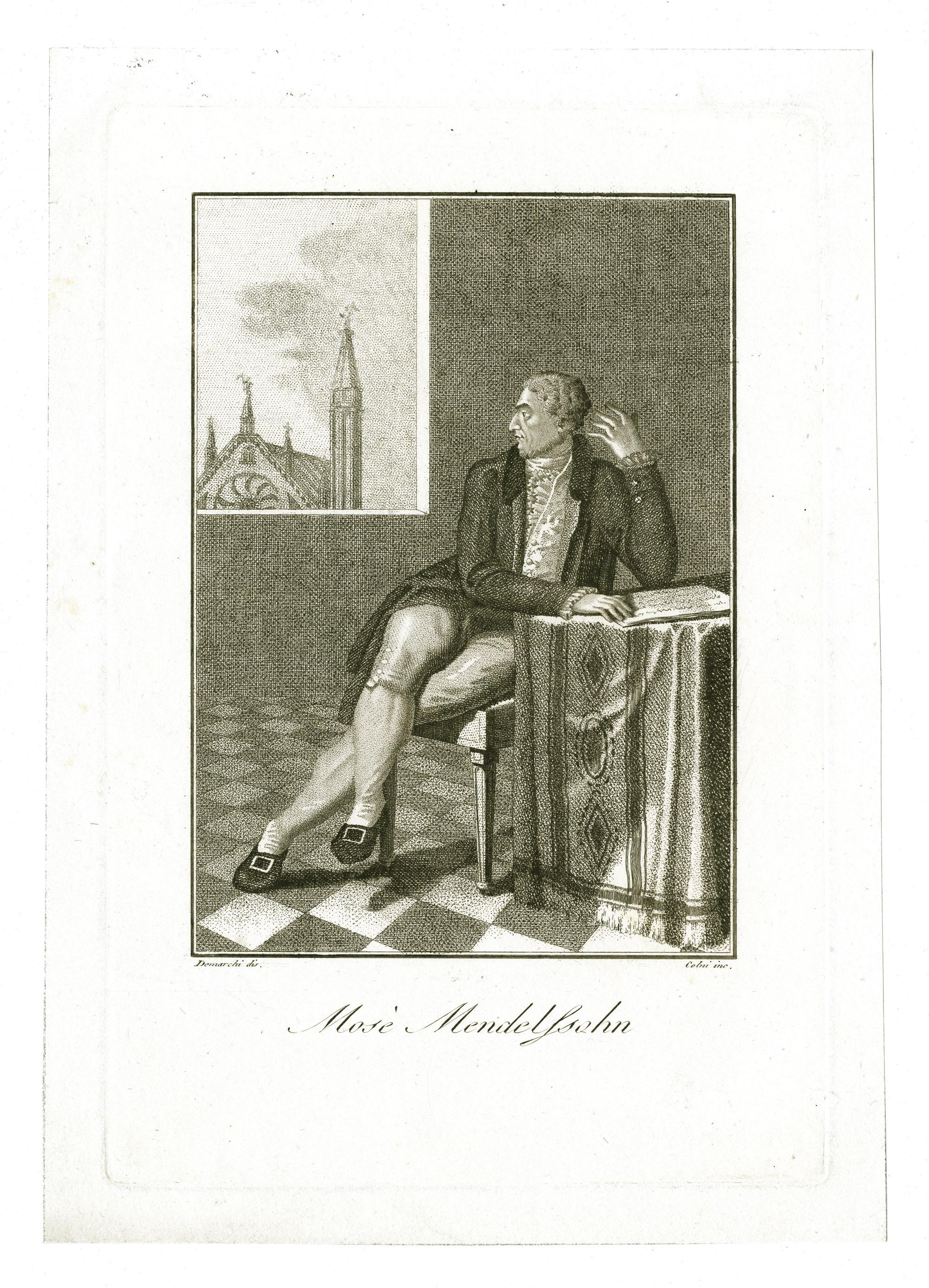 Mosé Mendelssohn