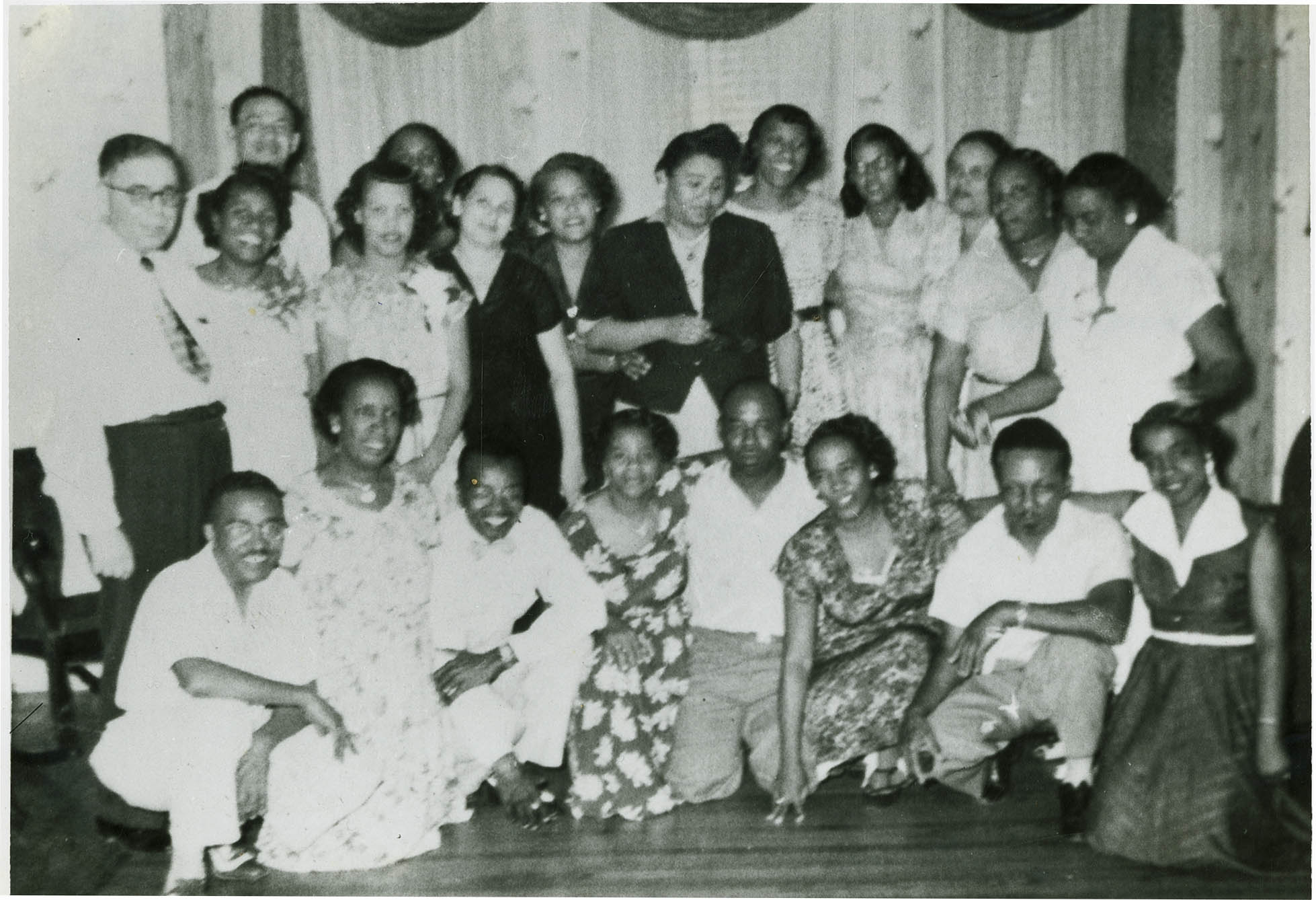 Reunion of the Avery Institute's Class of 1932