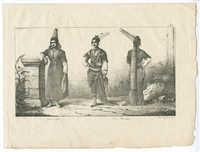 Juive d'Alger / Femmes Mauresques