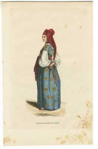 Jüdisches Mädchen aus Algier
