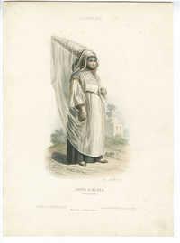 Juive d'Alger (Femme mariée)