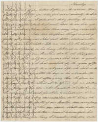 Letter to Angelina Grimke and Anna R. Frost from Elizabeth Caroline Grimke, 1834