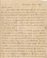 064. Nathaniel Heyward to James B. Heyward -- January 5, 1837