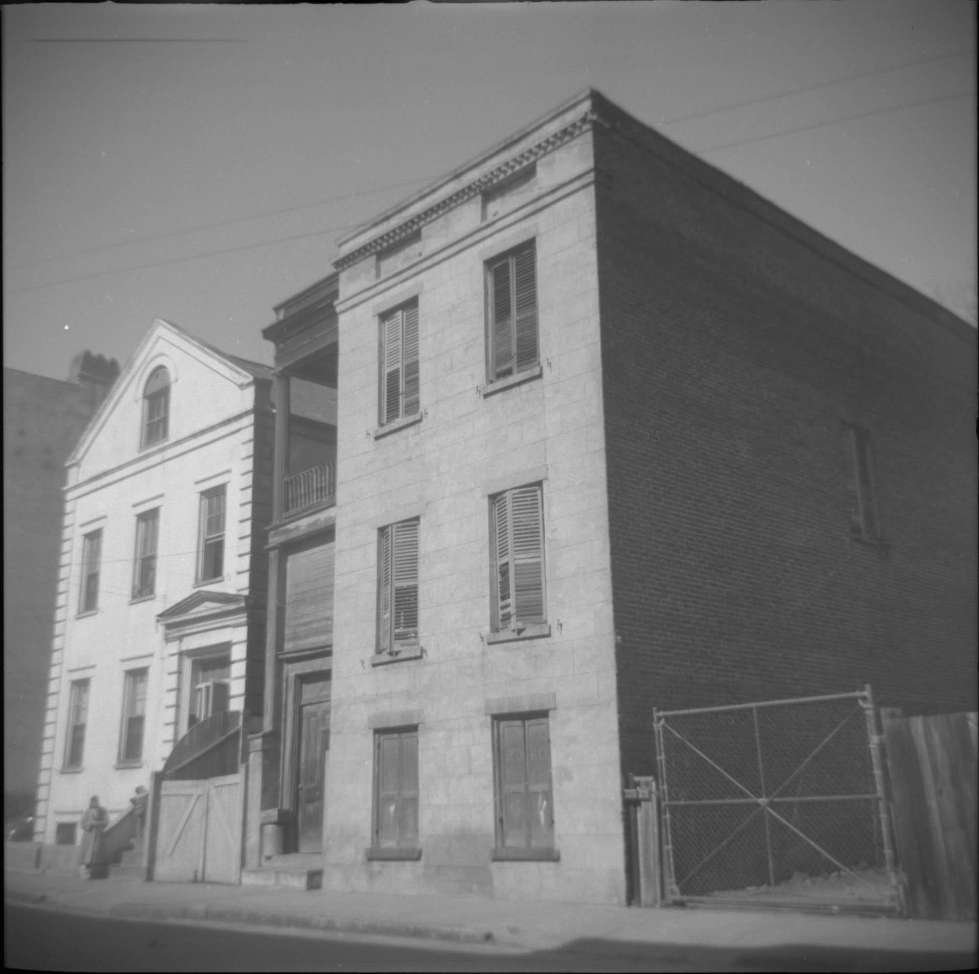 54 and 56 Society Street
