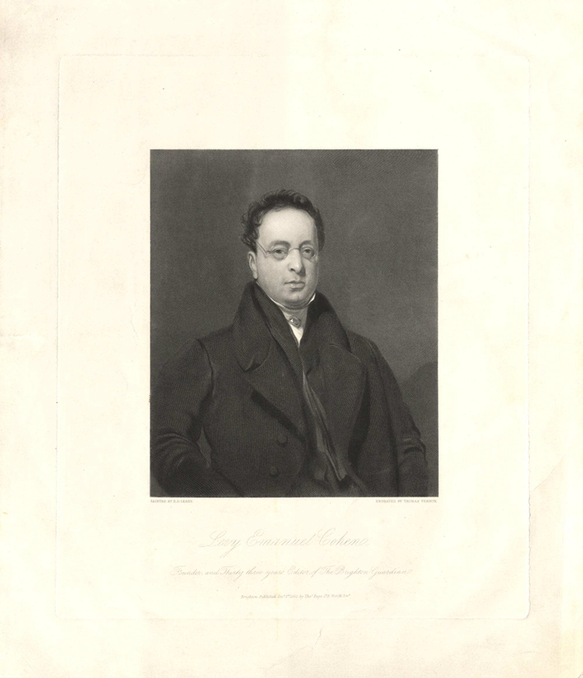 Levy Emanuel Cohen