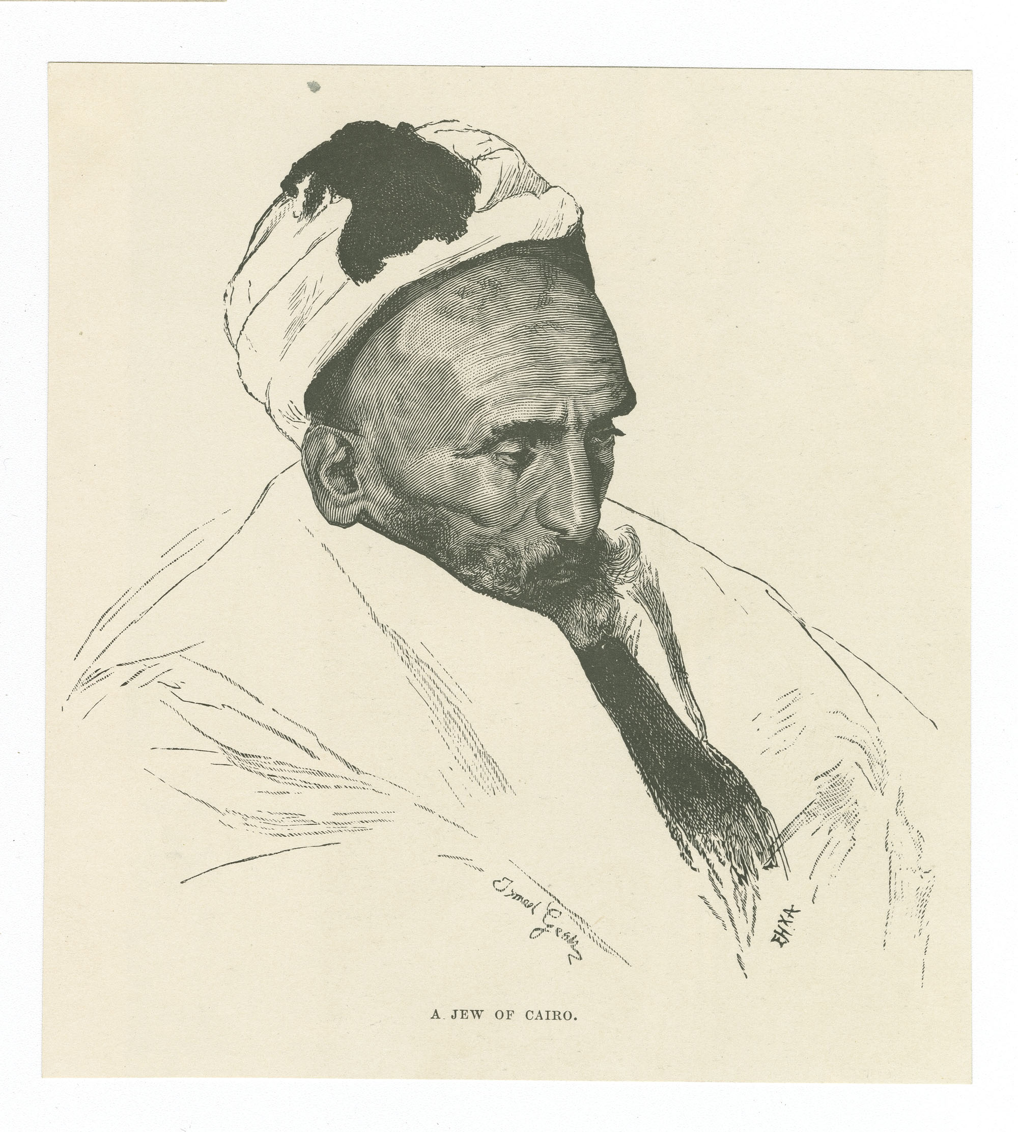 A Jew of Cairo