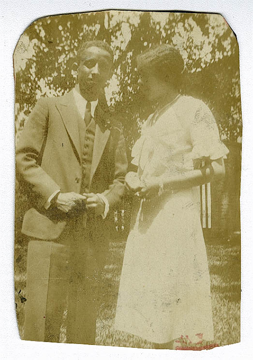 Class of 1931 Averyite Couple