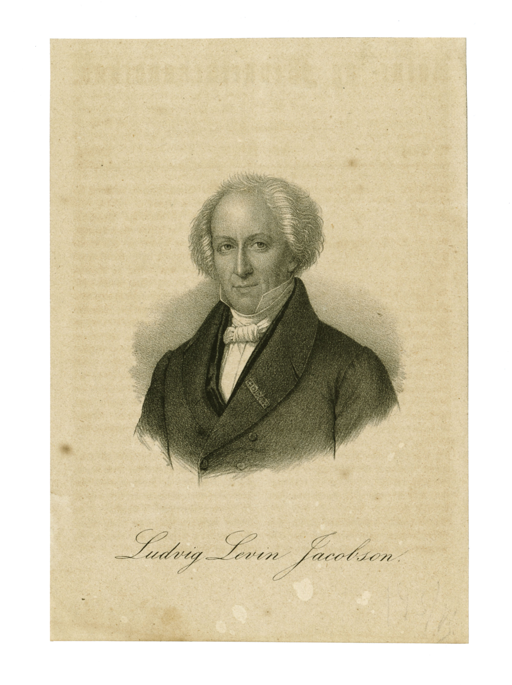 Ludvig Levin Jacobson