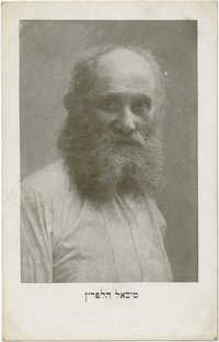 מיכאל הלפרין