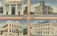 Corner of Four Laws, Charleston, S.C.