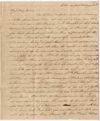 052. Anne H Darrell to James B. Heyward -- February 25, 1835