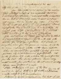 058. Nathaniel Heyward to James B. Heyward -- July 23, 1835