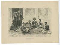 A Jewish concert : Tlemcen