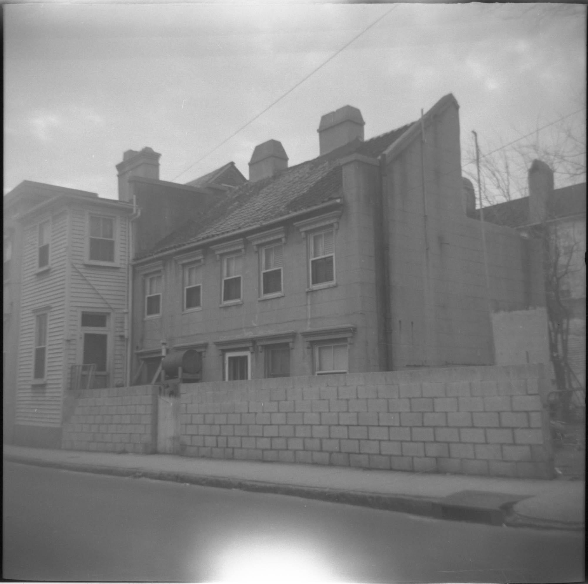 53 Anson Street (Rear)