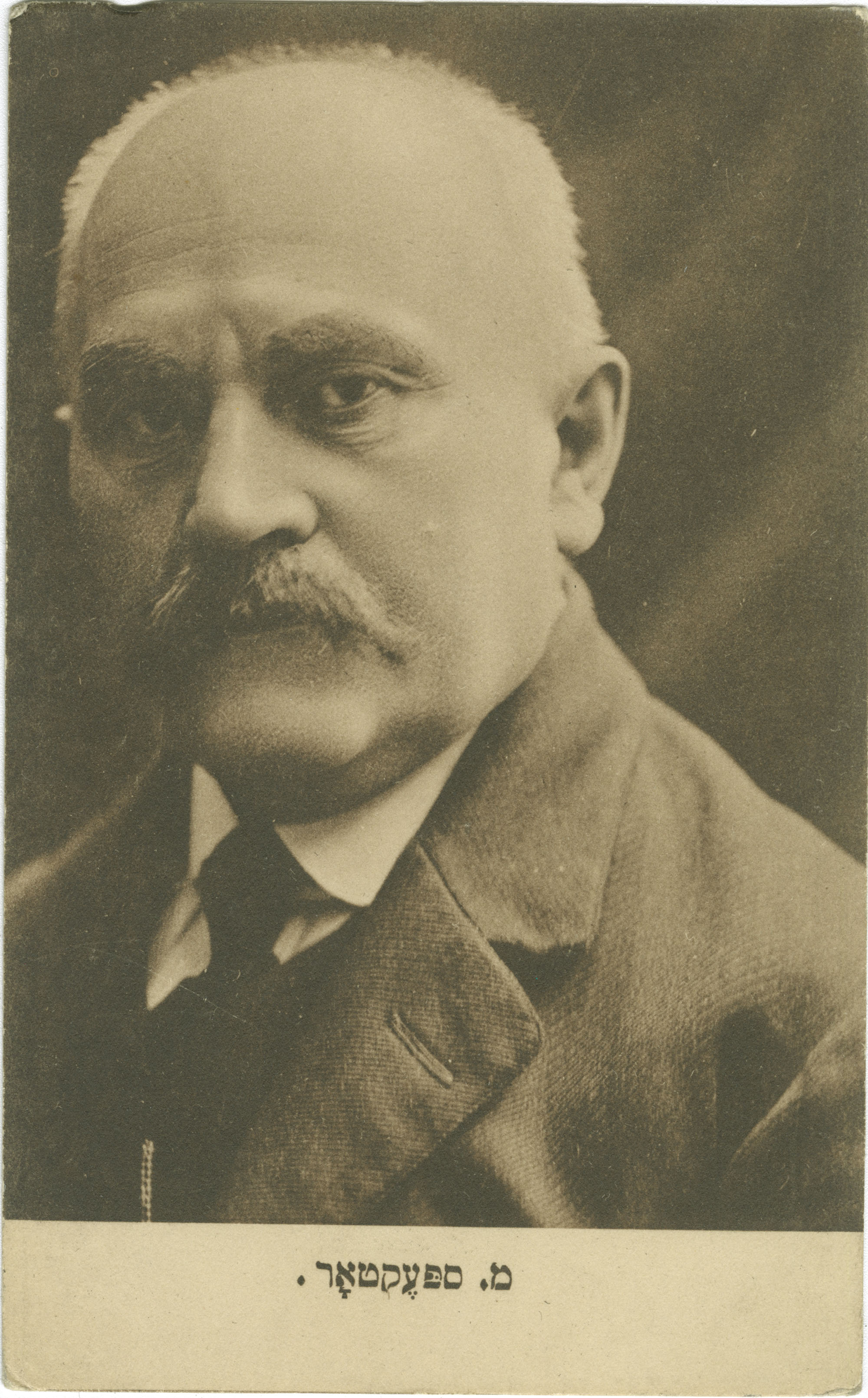 מ. ספעקטאר