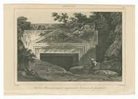 Vue du Monument appelé vulgairement Tombeau de Josaphat