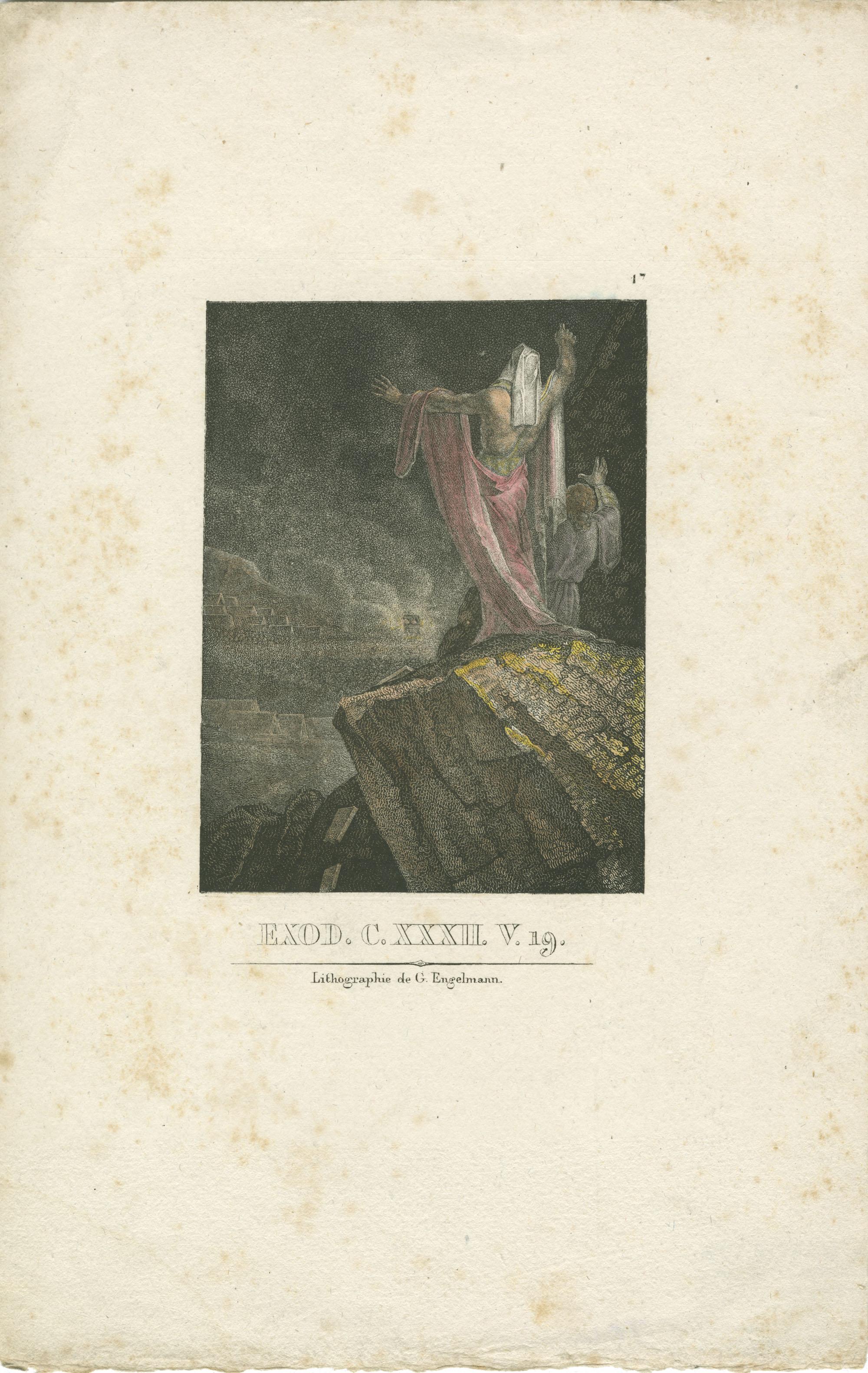 EXOD. C.XXXII. V.19.