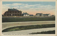 Parade Ground, Fort Moultrie, Sullivans Island, Charleston, S.C.