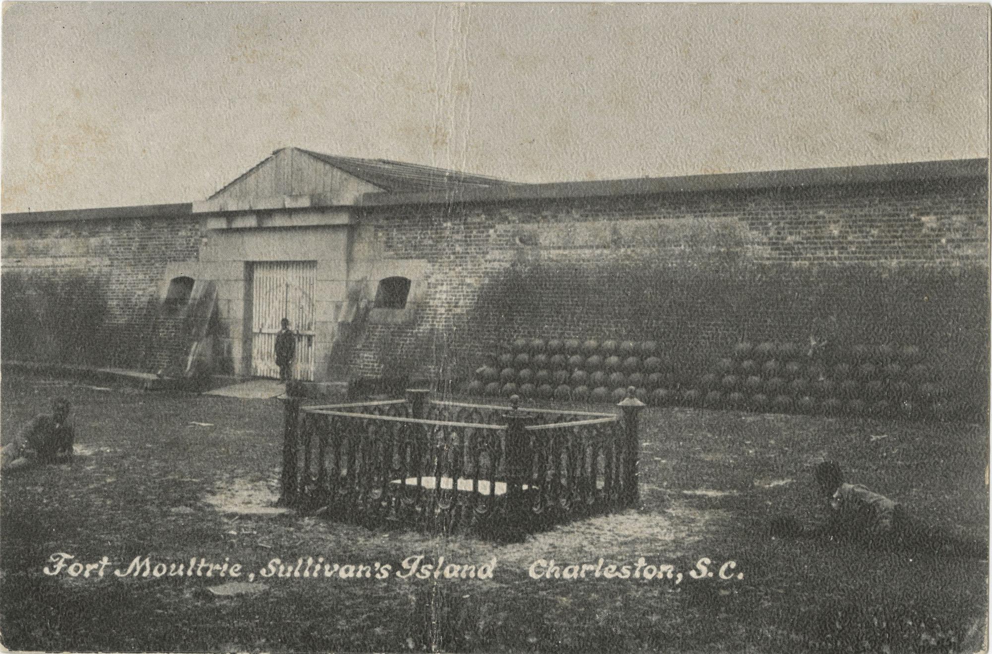 Fort Moultrie, Sullivan's Island Charleston, S.C.