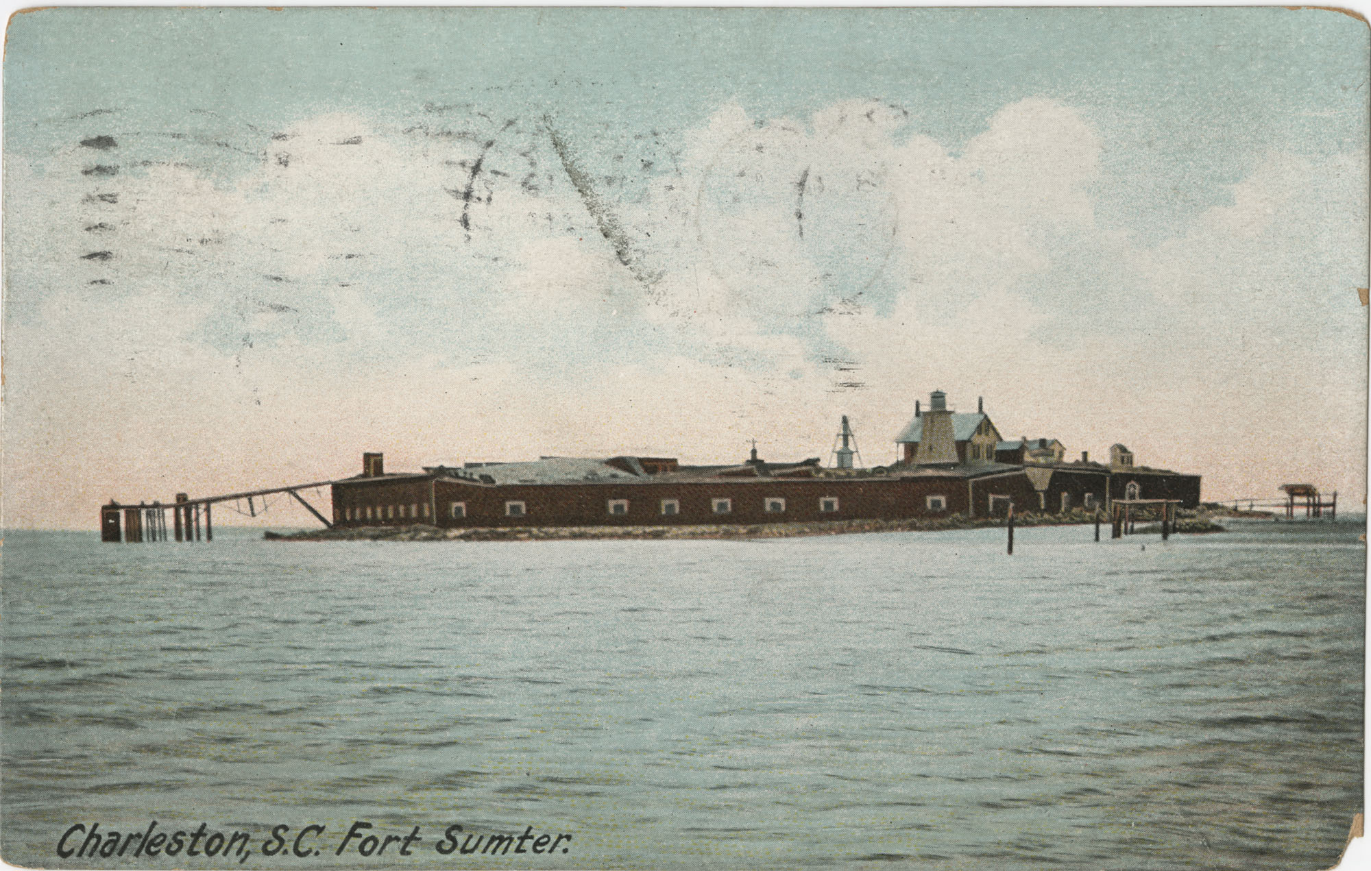 Charleston, S.C. Fort Sumter