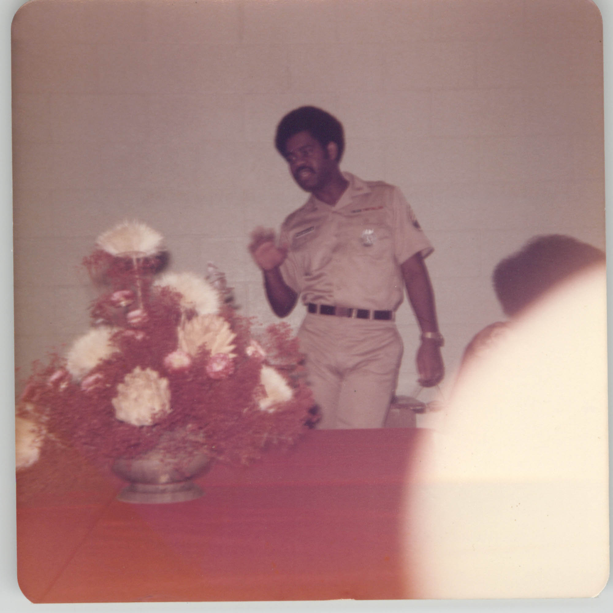 Photograph of a Police Officer