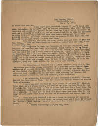 Letter from Ada C. Baytop to
