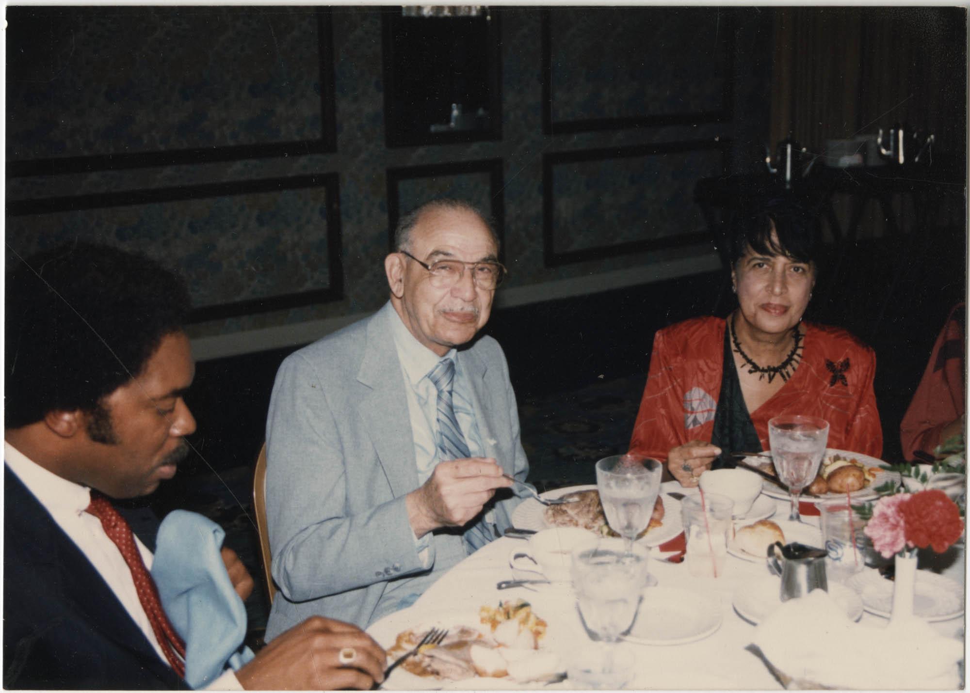 Photograph of Three People