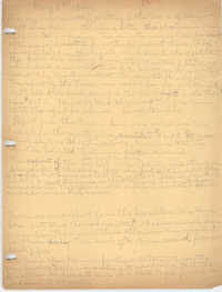 Minutes to the Board of Management, Coming Street Y.W.C.A., December 7, 1921