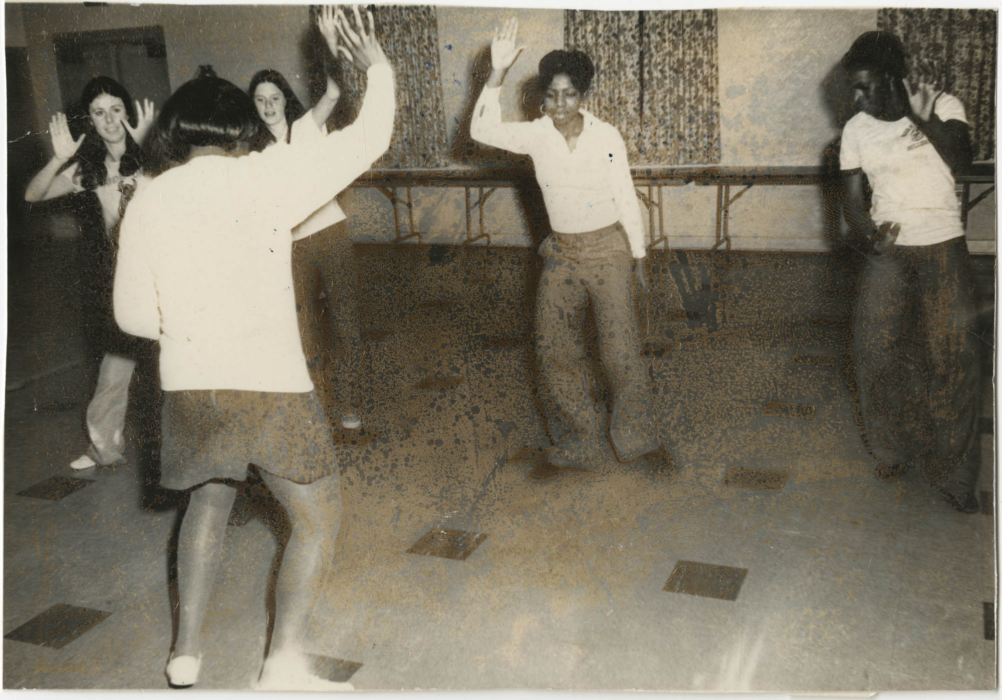 Photograph of People Dancing