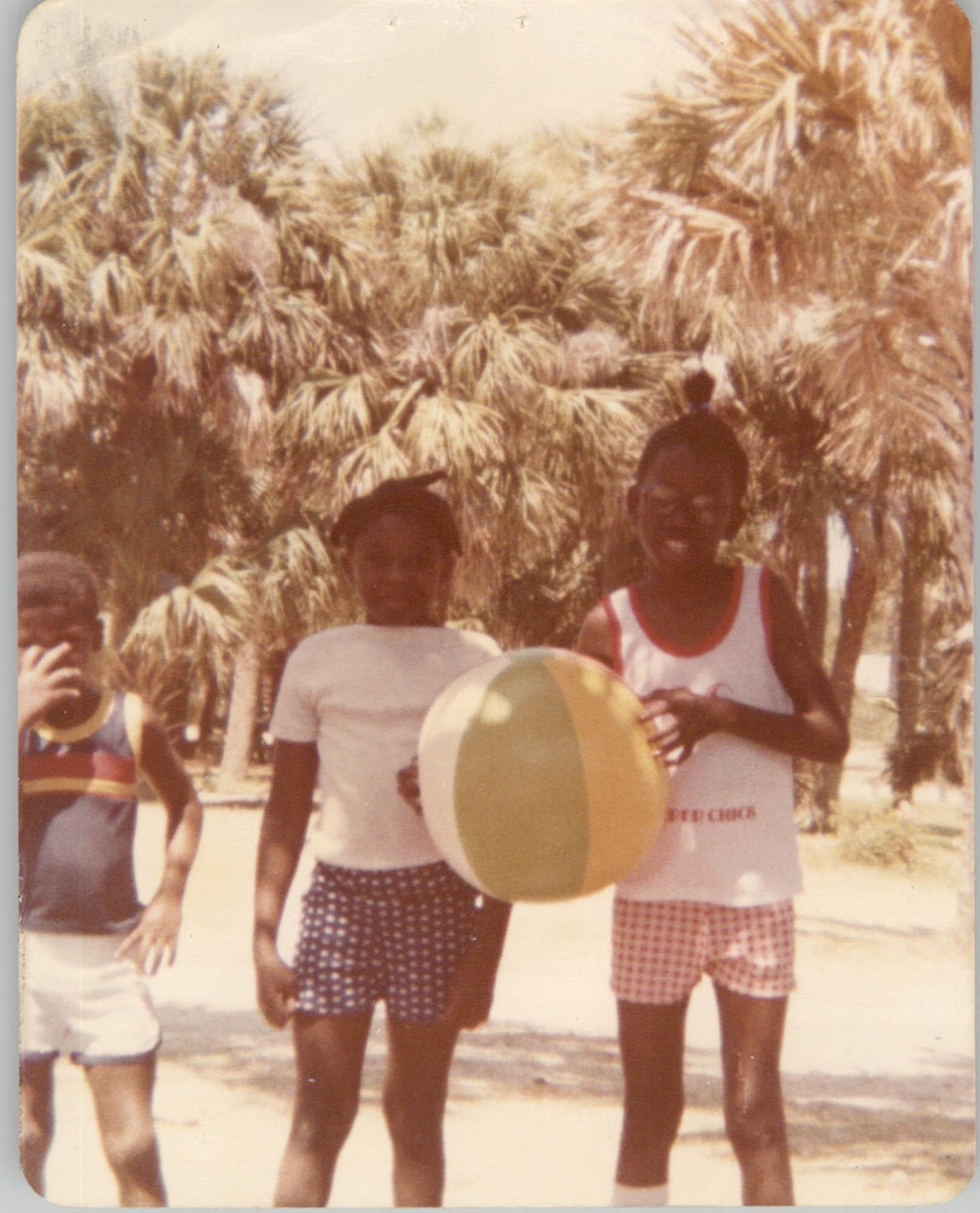 Photograph of Three Children