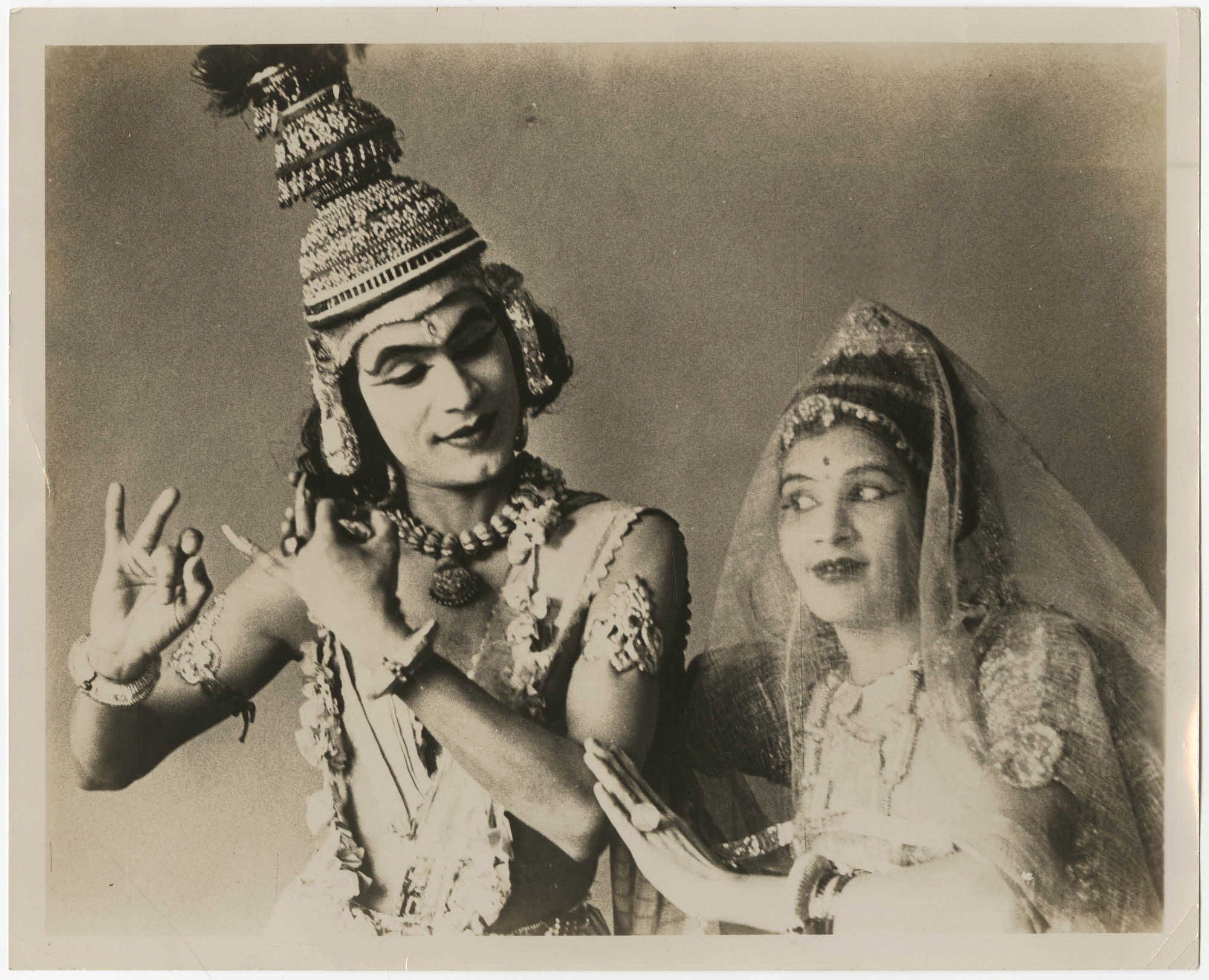 Photograph of Two People Dancing