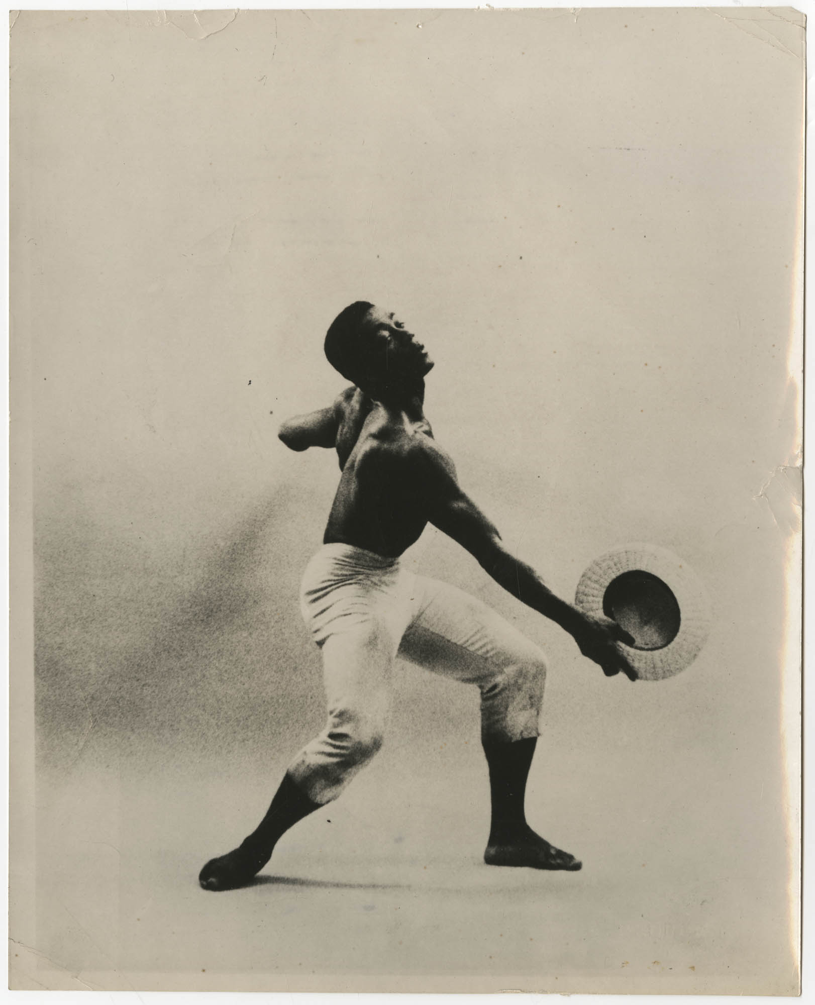 Photograph of a Man Dancing