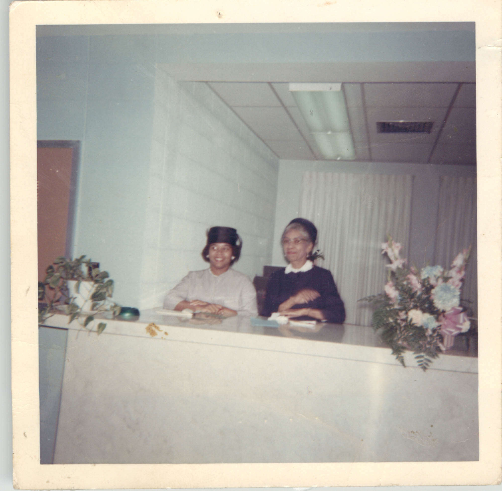 Photograph of Two Women