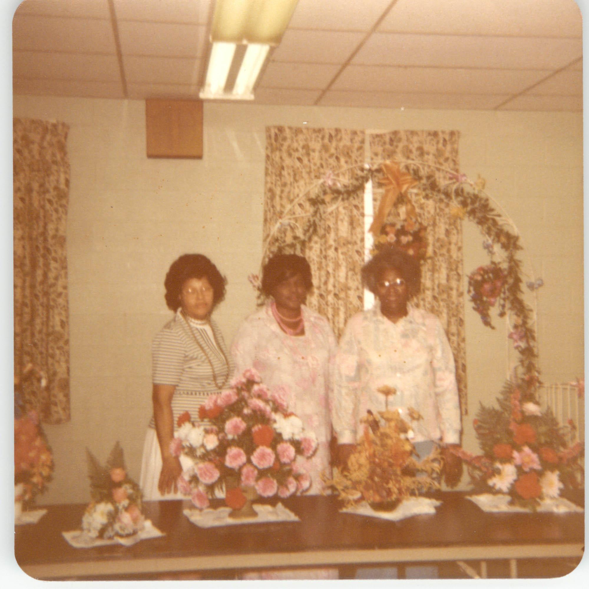 Photograph of Three Women