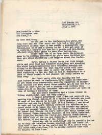 Letter from Ella L. Smyrl to Cordella A. Winn, July 1, 1932