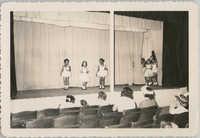 Photograph of Children Dancing