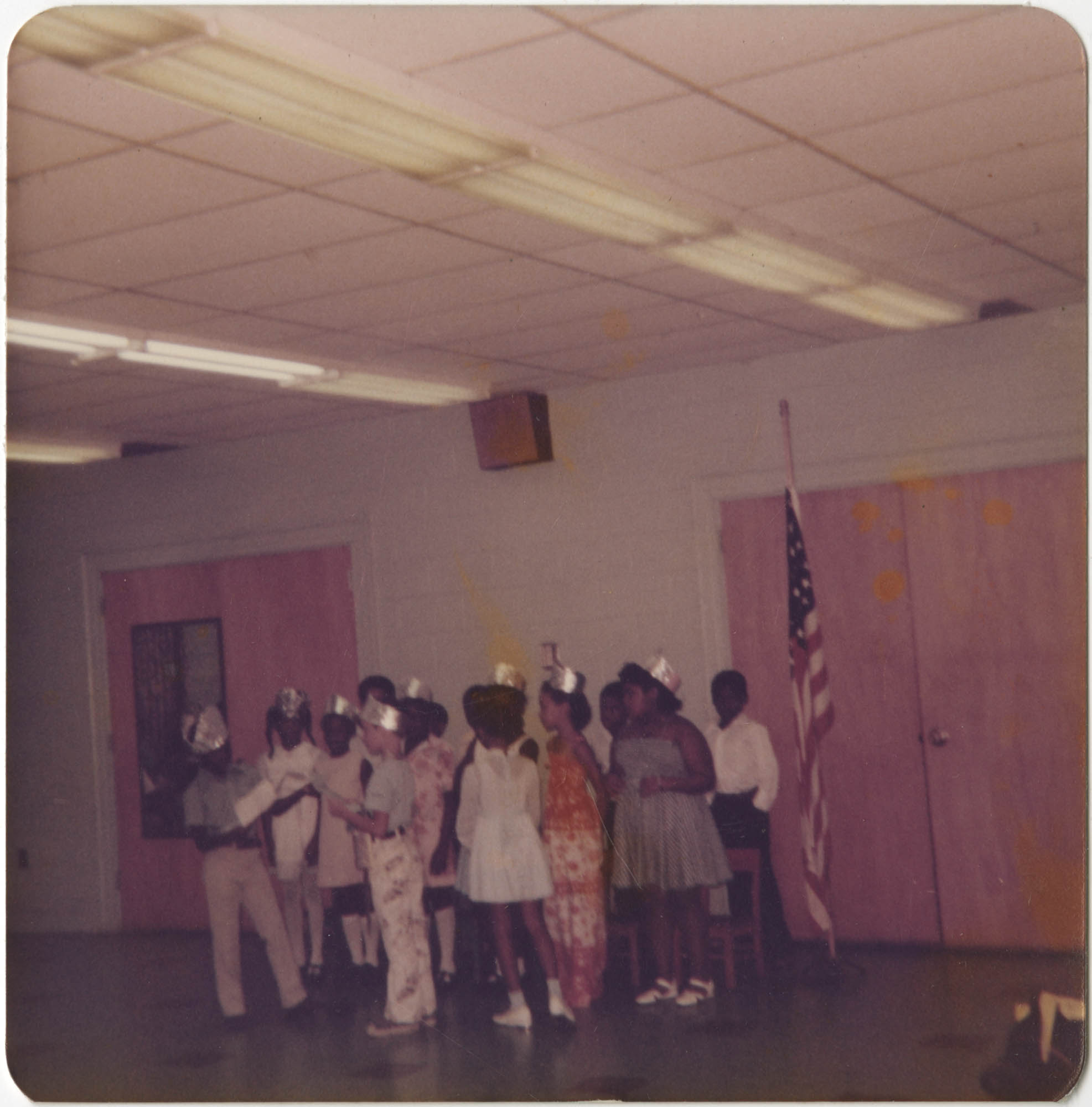 Photograph of Children at Y.W.C.A. Day Camp