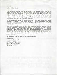 Memorandum, Page 2