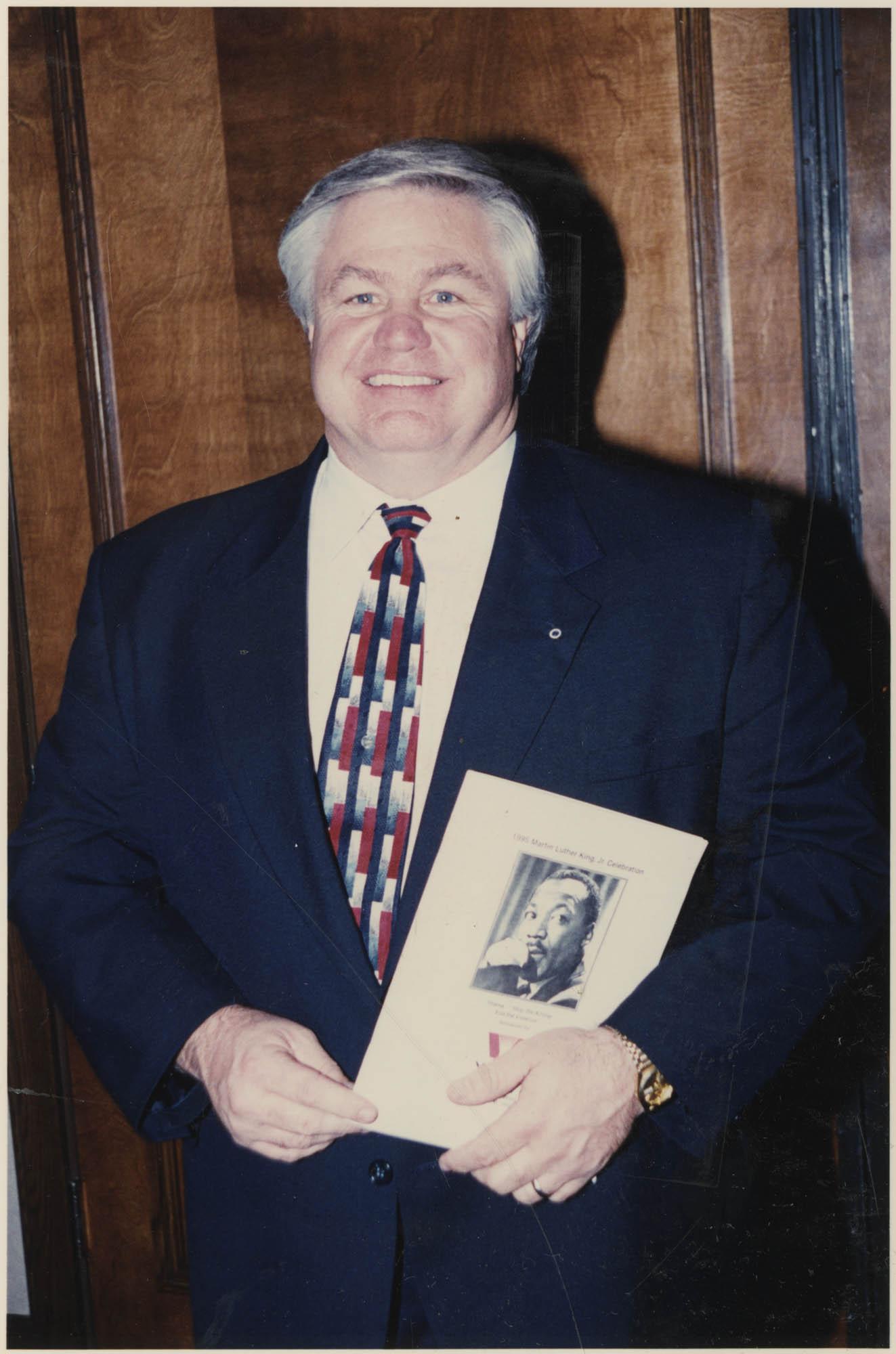 Photograph of Keith Summey