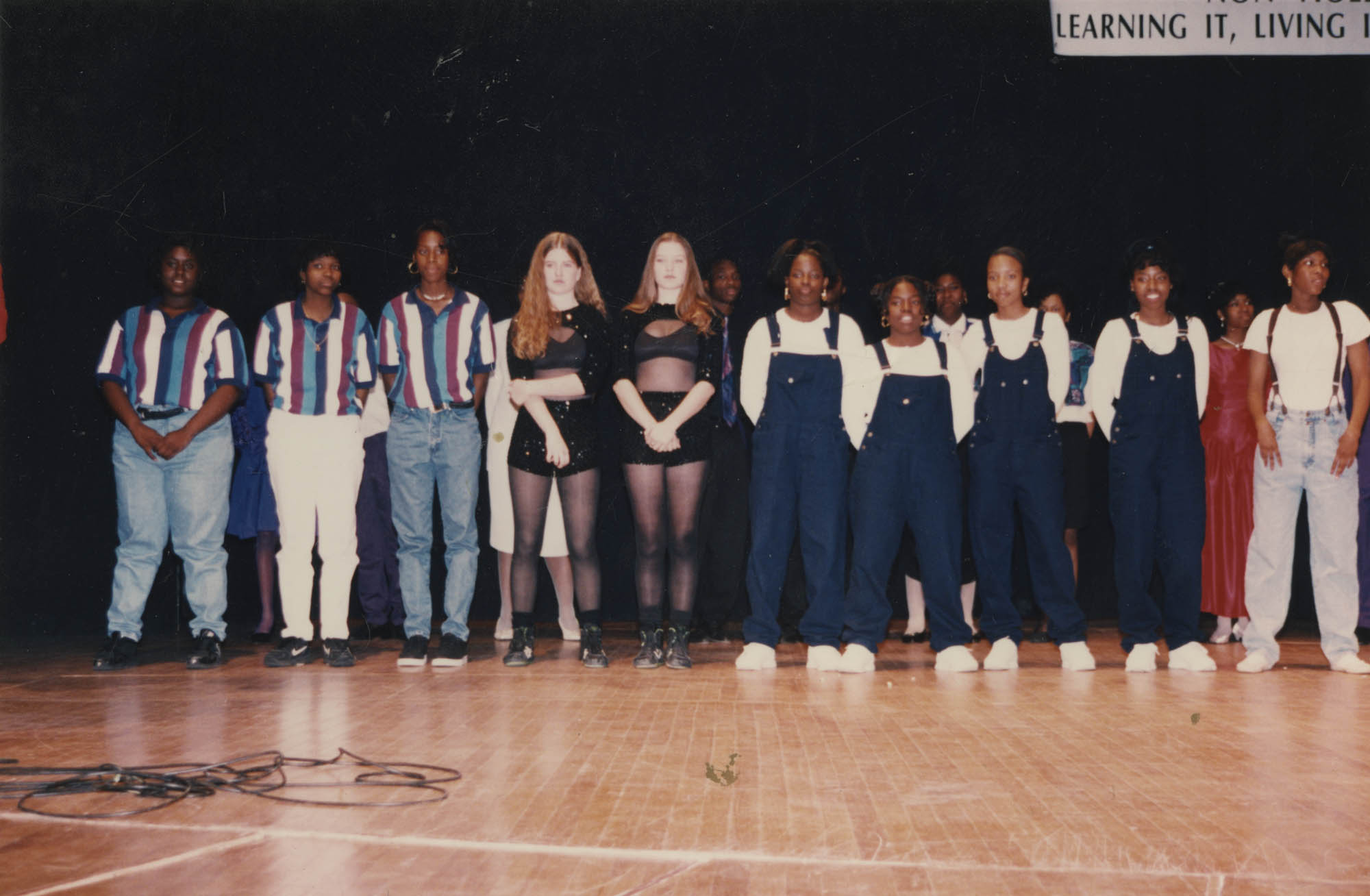 Photograph of Dancers