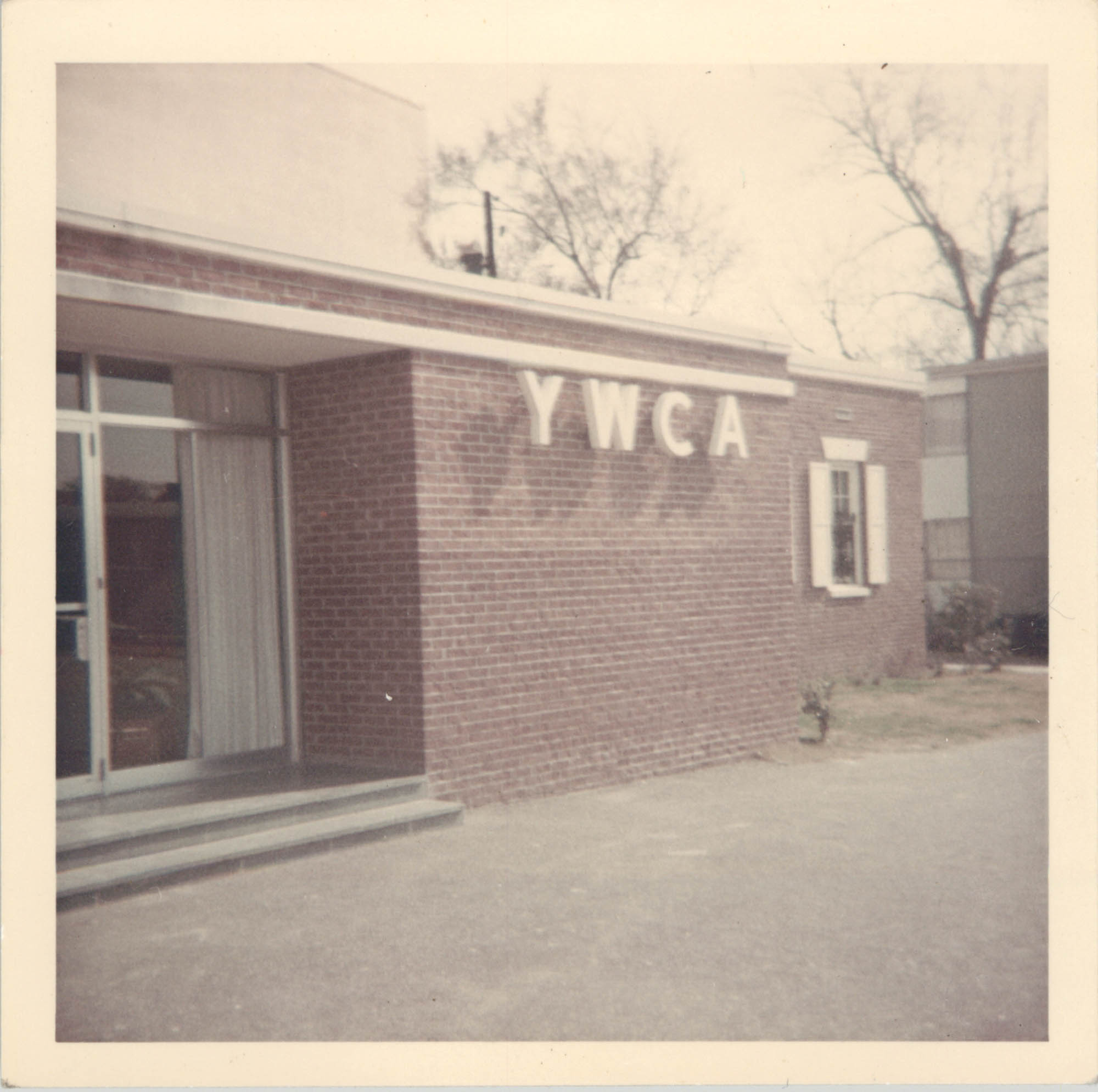 Photograph of the Y.W.C.A. of Greater Charleston Building