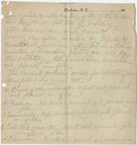 Minutes, Coming Street Y.W.C.A., May 10, 1920