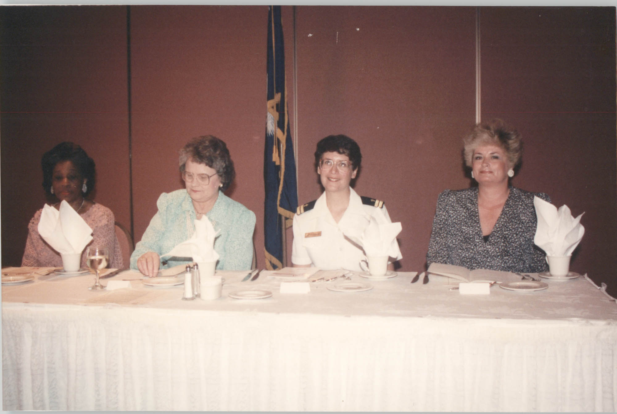 Photograph of Four Women