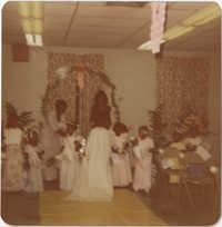Photograph of Little Miss Y.W.C.A. Pageant, 1977