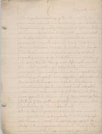 Minutes of the Committee of Management, Coming Street Y.W.C.A., May 6, 1925