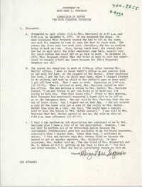 COBRA Complaint, December 12, 1975