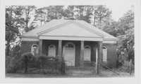 Greek Revival Bungalow