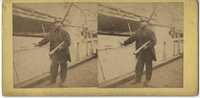 2nd Officer of the Steam Ship Fulton