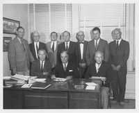 Executive Committee of the Agricultural Society of South Carolina, 1969