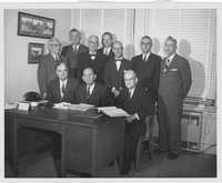 Executive Committee of the Agricultural Society of South Carolina, 1965
